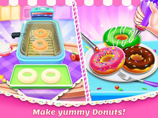 Sweet Bakery Chef Mania: Baking Games For Girls screenshot 9