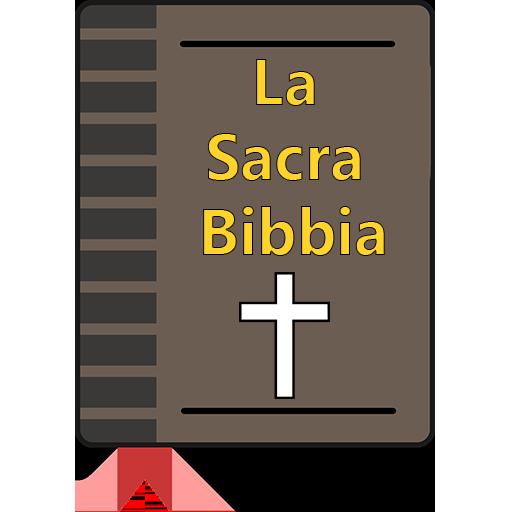 La Sacra Bibbia Gratis أيقونة