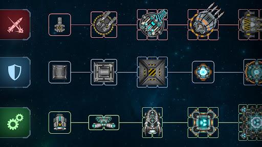 Space Arena: Build a spaceship & fight 8 تصوير الشاشة