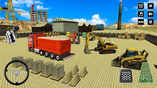 City Construction Simulator: Forklift Truck Game screenshot 3