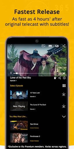 Viu: Korean Drama, Variety & Other Asian Content screenshot 4