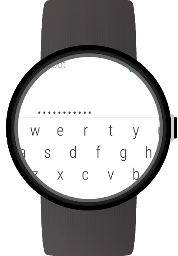 Wi-Fi Manager for Wear OS (Android Wear) screenshot 4