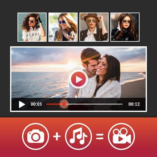 Image To Video Movie Maker - Slideshow Maker App