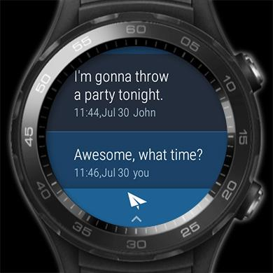 Handcent Next SMS - Best texting w/ MMS & stickers screenshot 12
