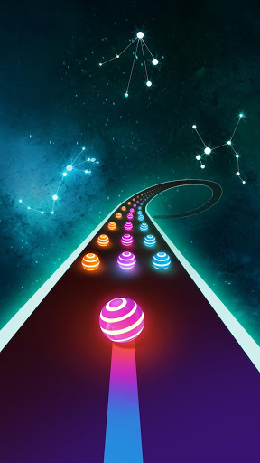Dancing Road: Color Ball Run! 3 تصوير الشاشة