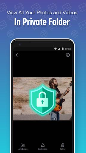 Kunci Kalkulator, Kunci foto dan vidio - HideX screenshot 5