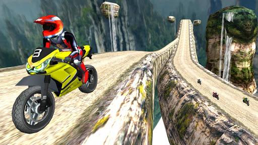 Hill Top Bike Racing 4 تصوير الشاشة
