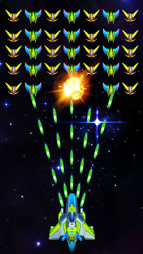 Galaxy Invaders: Alien Shooter -Free Shooting Game 1 تصوير الشاشة