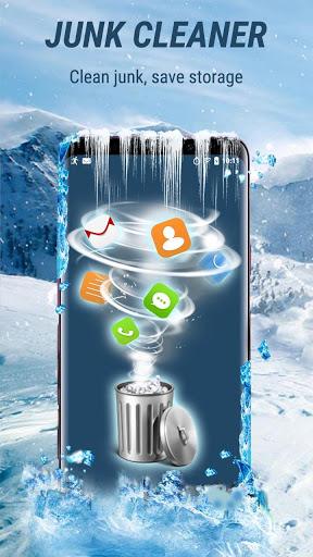 CPU Cooler - Cooling Master, Phone Cleaner Booster screenshot 4