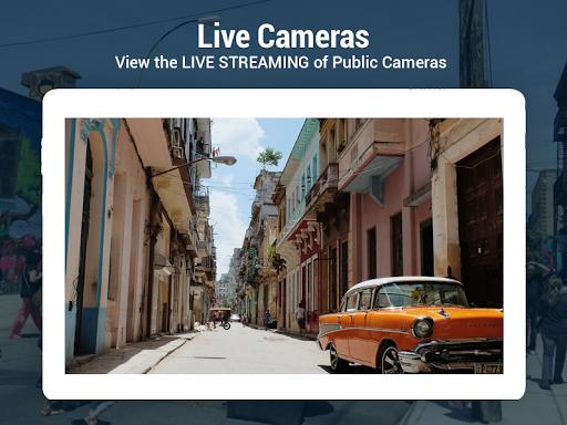 Street View - Panorama 3D Live camera Speedometer screenshot 8