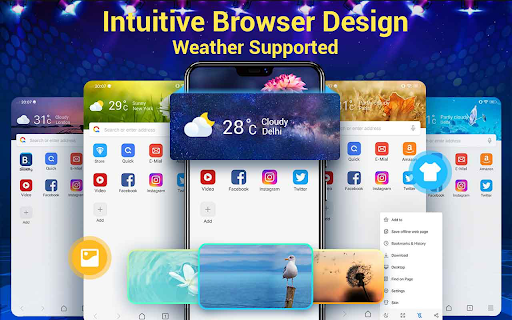 Web Browser & Fast Explorer screenshot 13