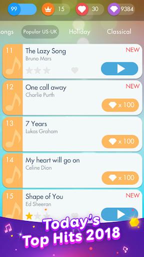 Piano Games - Free Music Piano Challenge 2020 12 تصوير الشاشة