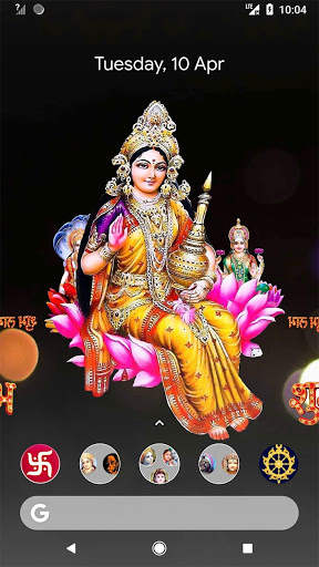 4D Lakshmi Live Wallpaper 5 تصوير الشاشة