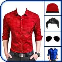 Men formal shirt photo suit editor on APKTom