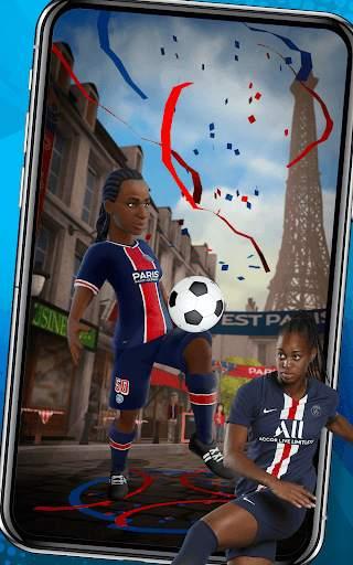 PSG Soccer Freestyle screenshot 7