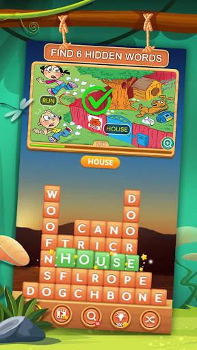 Word Swipe Pic screenshot 3
