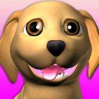 Sweet Talking Puppy: Funny Dog - Virtual Pet on 9Apps