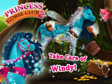 Princess Horse Club 2 स्क्रीनशॉट 6