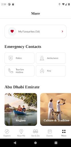 Visit Abu Dhabi screenshot 8