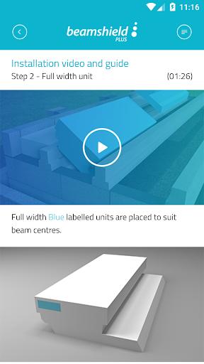 Beamshield installation guide screenshot 5