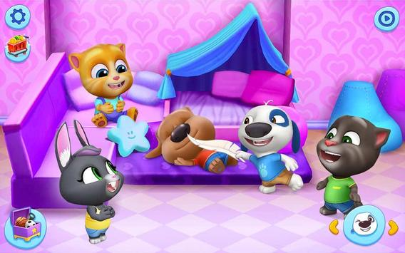 My Talking Tom Friends screenshot 18