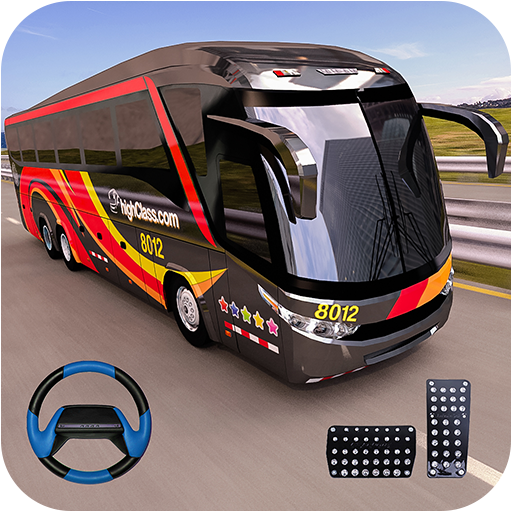Super Bus Arena: Modern Bus Coach Simulator 2020 icon
