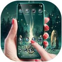 Sihirli Başlatıcı Teması on 9Apps