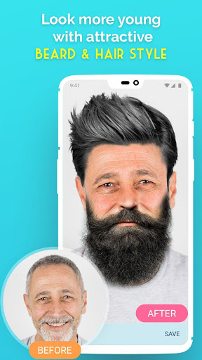 Old Age Face effects App: Face Changer Gender Swap screenshot 14
