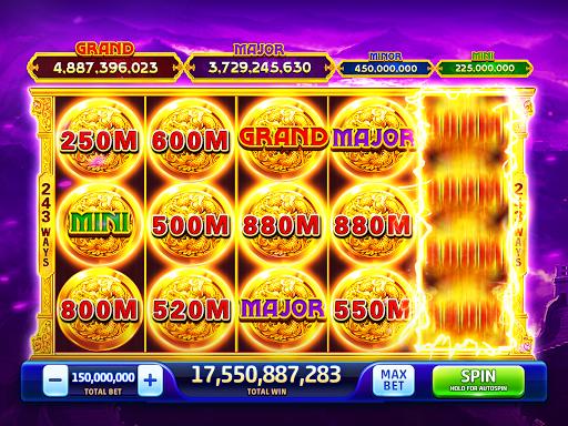 Jackpot World™ - Free Vegas Casino Slots 15 تصوير الشاشة