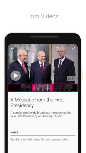 Gospel Media screenshot 1