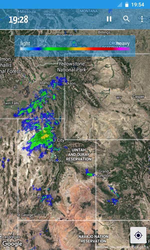 Rainy Days Rain Radar screenshot 3
