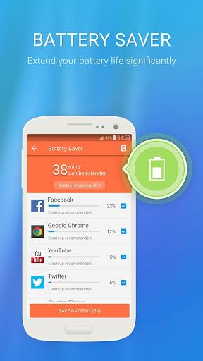 Safe Security Lite - Booster, Cleaner, AppLock 3 تصوير الشاشة