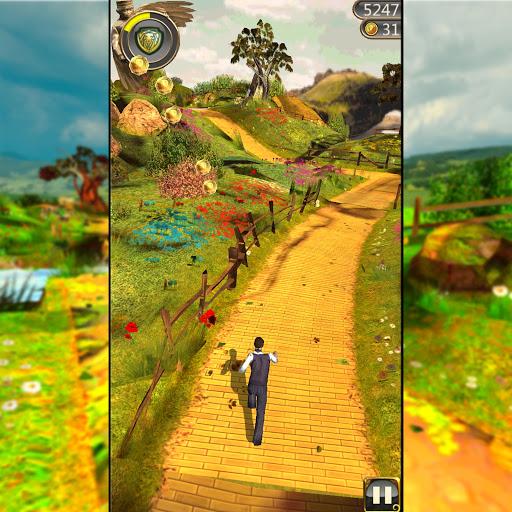 Snow Temple Final Run BlackMagic Jungle Endles Run screenshot 4