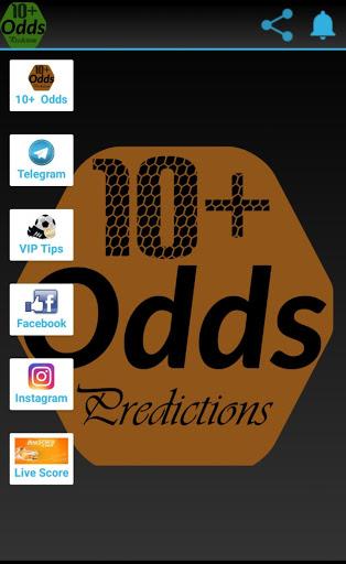 10  Odds Predictions screenshot 2