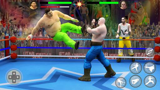 بطولة المصارعة العالمية لبطولة الفرق 2 تصوير الشاشة