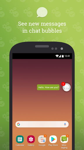 SMS From Android 4.4 6 تصوير الشاشة