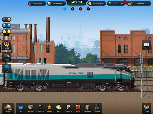 Train Station: ट्रेन भार परिवहन सिम्युलेटर स्क्रीनशॉट 8