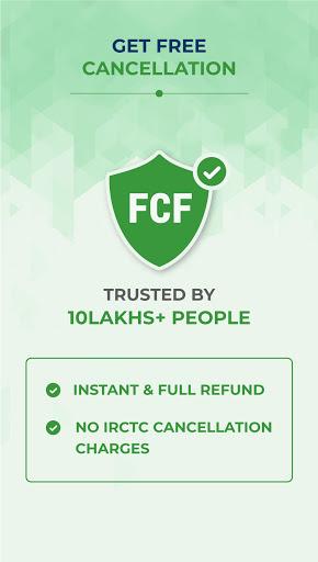 IRCTC Train Booking - ConfirmTkt (Confirm Ticket) screenshot 4