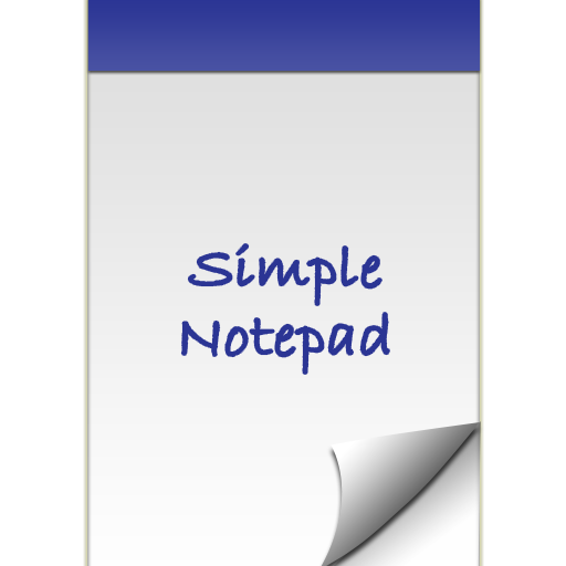 Simple Notepad أيقونة