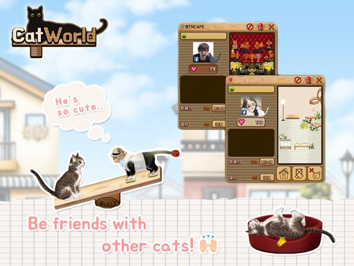 Cat World - The RPG of cats screenshot 3