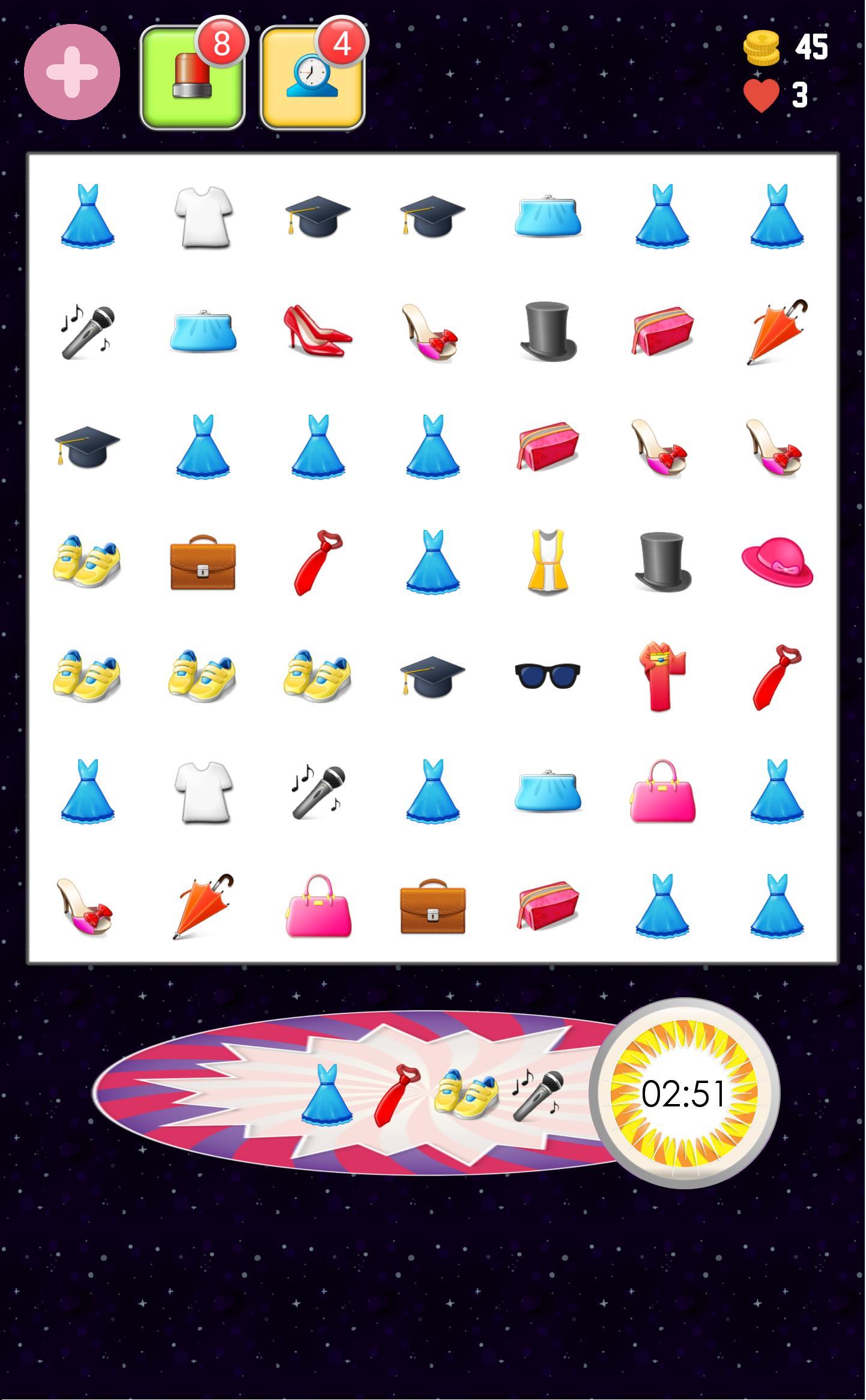 Emoji Search 4 تصوير الشاشة