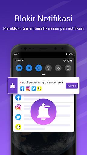 Nox Cleaner - Booster, Optimizer, Bersihkan Cache screenshot 3