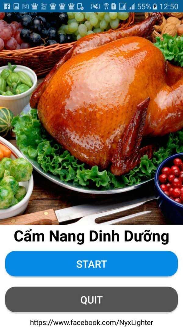 Cẩm Nang Dinh Dưỡng screenshot 4