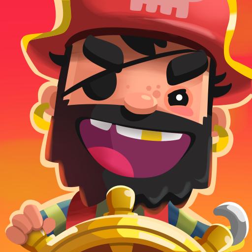 Pirate Kings: مغامرات الجزر أيقونة