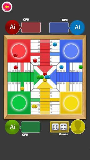 Parcheesi Best Board Game - Offline Multiplayer 15 تصوير الشاشة