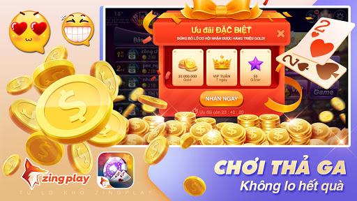 Tú Lơ Khơ ZingPlay 5 تصوير الشاشة
