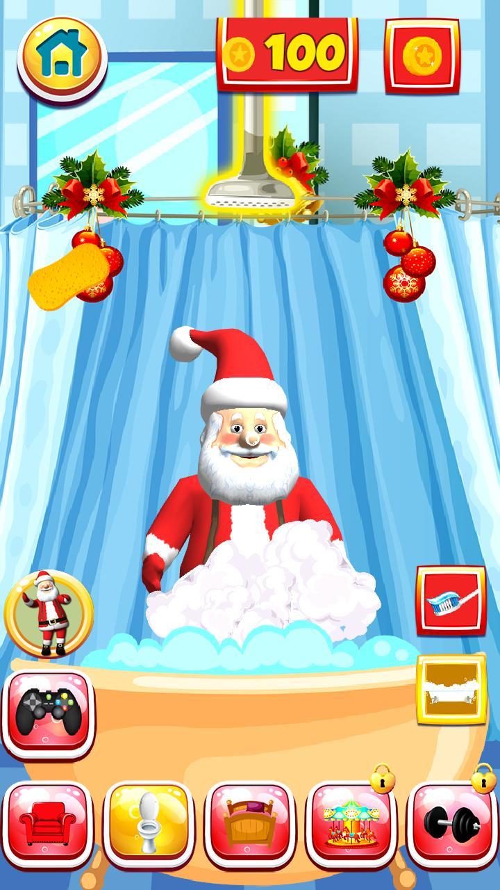 Talking Santa screenshot 4