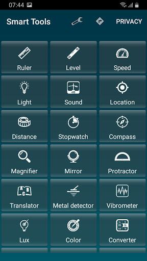 Smart Tools - Utilities 1 تصوير الشاشة