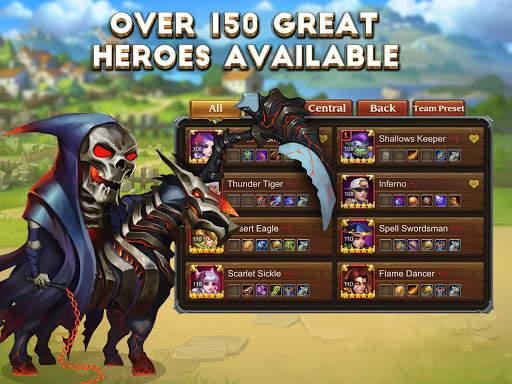 Heroes Charge screenshot 11