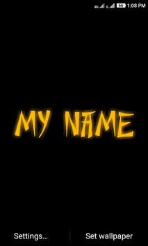 My Name Neon screenshot 5